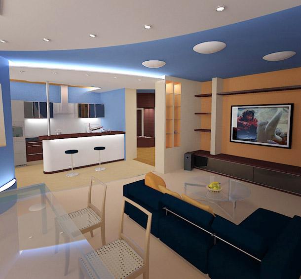 Huis ontwerpen wij helpen u uw toekomstige woning ontwerpen en inrichten met behulp van - Interieur van een huis ...