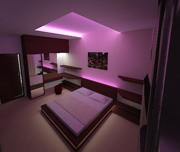 Huis ontwerpen wij helpen u uw toekomstige woning for Interieur 3d